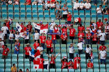 World Cup - Group G - Belgium vs Panama