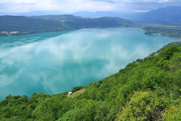 le lac du Bourget