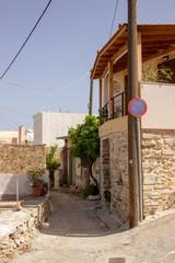 Straße auf Kreta