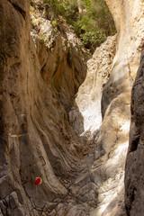 Canyon auf Kreta