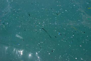 Microplastik im Mittelmeer