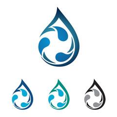 Fresh Drop Water Cycle