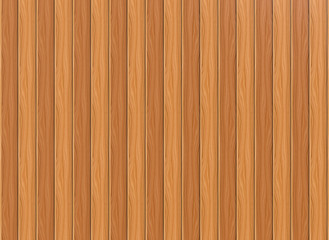 3d rendering. brown color swicth style vertical wood panels wall background.