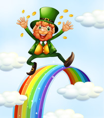 Happy St. Patrics Day on Sky