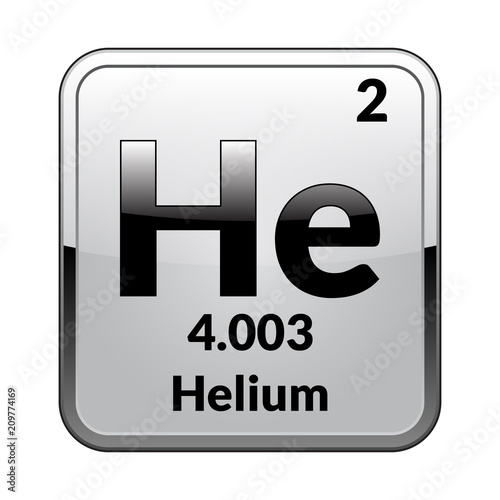 The periodic table element heliumctor stock image and royalty the periodic table element heliumctor urtaz Image collections