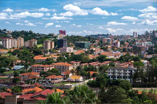 Kampala Uganda Africa