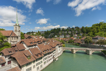 Fotomurales - Bern, capital city of Switzerland
