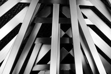 abstract metal line