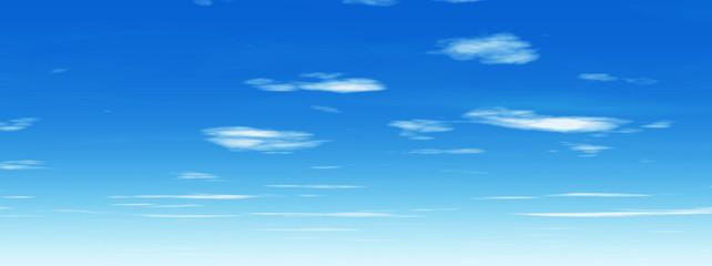 空の背景素材
