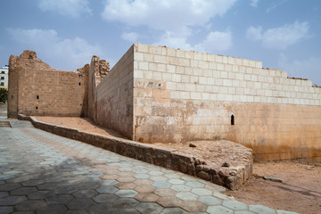 Ruined Aqaba Fortress, Mamluk Castle