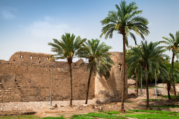 Aqaba Fort located in Aqaba city, Jordan