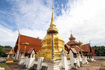 Wat Pong Sanuk, Lampang, Thailand