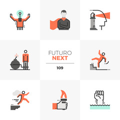 Leadership Futuro Next Icons