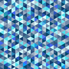 Seamless triangle pattern. Colorful wallpaper. Tile background. Print for banners, posters, t-shirts and textiles. Unique texture. Doodle for design