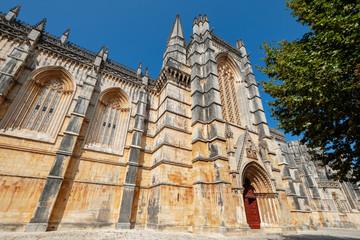 Batalha Monastery. Portugal, Europe