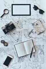 Just travel.