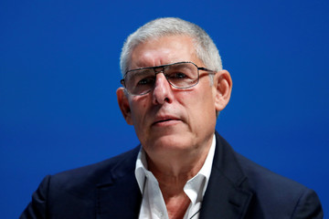 Lyor Cohen, Global Head of Music at YouTube and Google, attends a conference at the Cannes Lions International Festival of Creativity, in Cannes