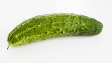cucumber, green, tasty, fresh