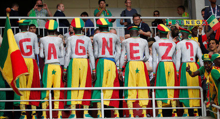 World Cup - Group H - Poland vs Senegal