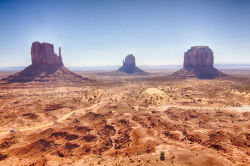 Monument Valley, Utah - USA