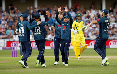 England vs Australia - Third One Day International