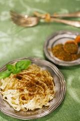 Pesto Vegan Blend - basil, garlic, pine nuts, sun-dried tomato