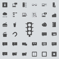 casserole icon. Detailed set of  Minimalistic  icons. Premium quality graphic design sign. One of the collection icons for websites, web design, mobile app on colored background