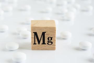 Mg    magnesium