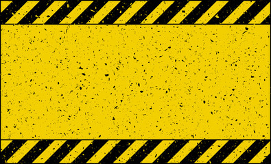 caution tape old grunge background  wallpaper design
