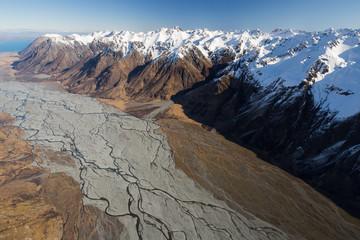 Godley Valley, Lake Tekapo - Südinsel von Neuseeland