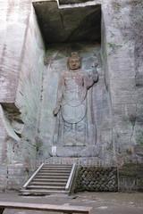 鋸山、乾坤山、日本寺、百尺観音、摩崖仏