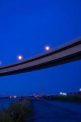 Inaba port bridge, Mie