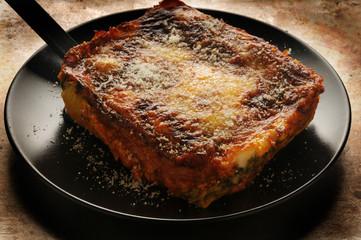Lasagne al forno Cucina italiana Лазанья Լազանյա لازانيا 千層麵 Italian cuisine लज़ान्या