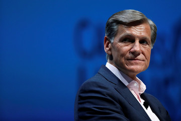 Marc Pritchard, Chief Brand Officer of Procter & Gamble (P&G), attends a conference at the Cannes Lions International Festival of Creativity, in Cannes