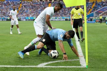 World Cup - Group A - Uruguay vs Saudi Arabia