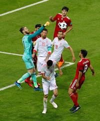 World Cup - Group B - Iran vs Spain