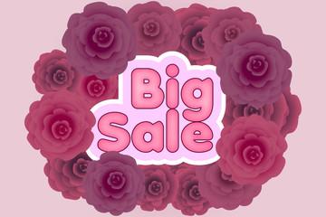 big summer sale illustration jpg