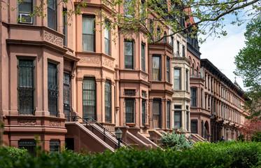 Brooklyn street homes