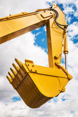 construction bucket, tractor, excavator, grader etc Parts of construction equipment