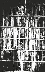 Distressed overlay wooden bark texture
