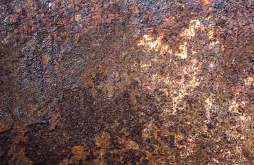 background texture rusty metal