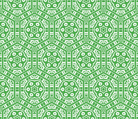 Vector geometric seamless pattern. modern style. for printing on fabric, paper for scrapbooking, wallpaper, cover, page book.