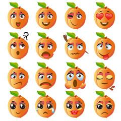 Peach Emoji Emoticon Expression