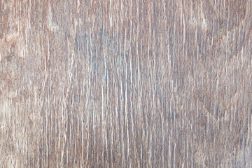 Retro style vintage brown texture with vartical wooden fibers horizontal front view close-up