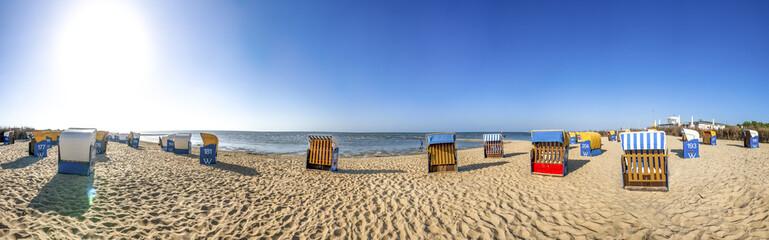 Cuxhaven, Strand