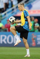 World Cup - Group D - Argentina vs Croatia