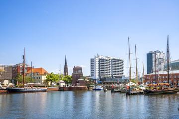 Bremerhaven, Hafen und Stadt