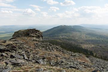 ridge of Urenga