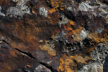 Rock or Stone  surface as  background texture