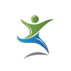 Health Care Logo Design Template